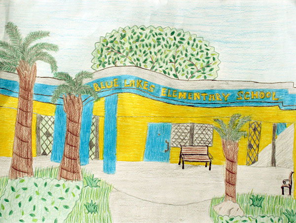 BLE School Drawing