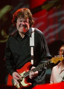 Gary Moore playing live