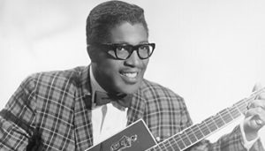Bo Diddley blues rock and roll
