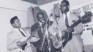 Elmore James slide guitarist blues musician