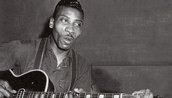 T-Bone Walker with Jazz at the Philharmonic