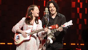 The White Stripes Jack and Meg White