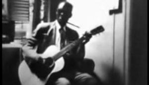 Reverend Gary Davis blues musician blind Gary Davis
